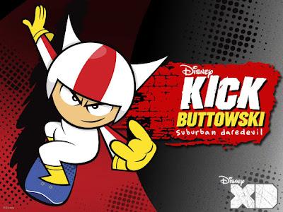 Ver Kick Buttowski: Medio doble de riesgo Online