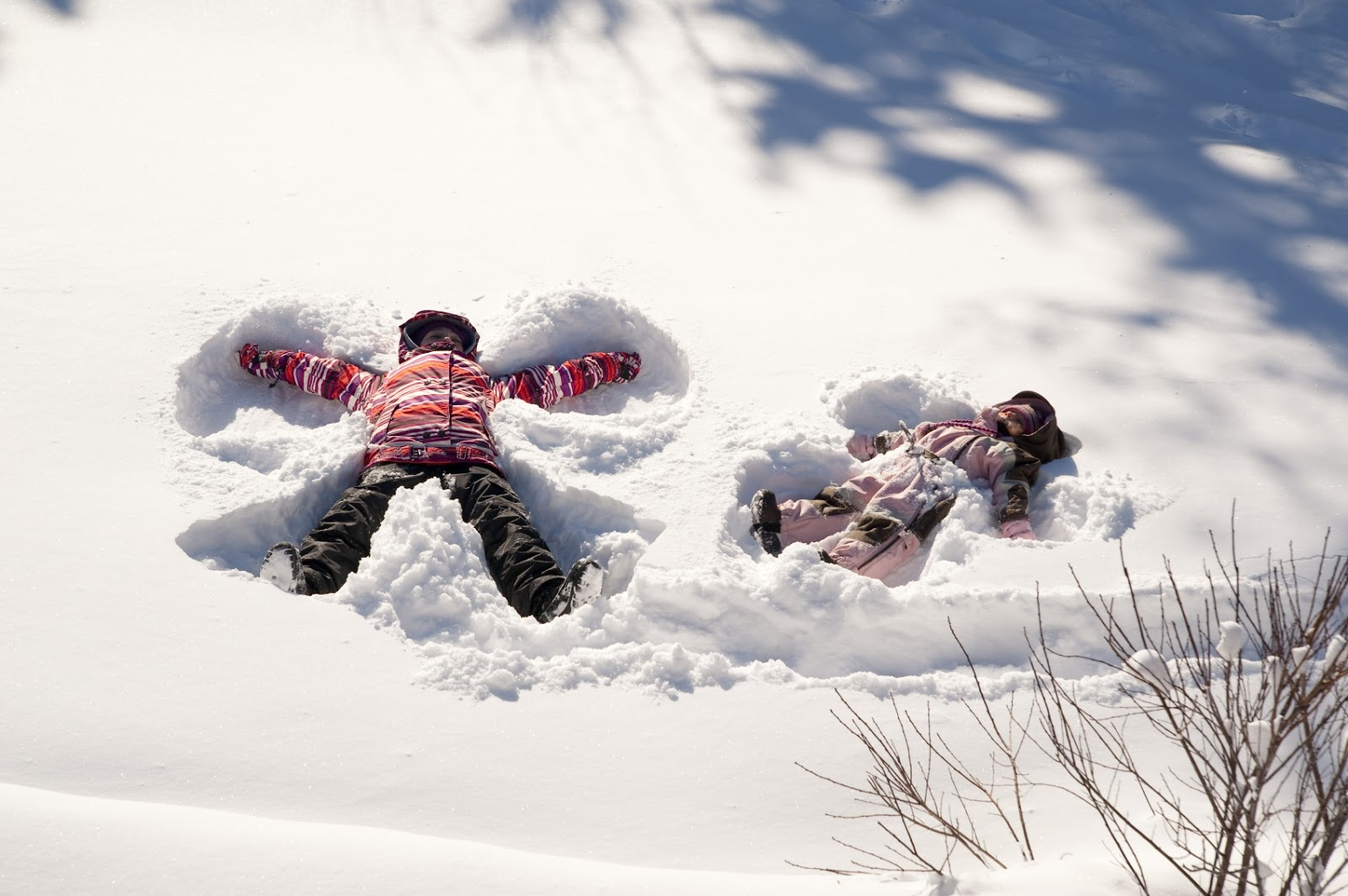 AMC's Great Kids, Great Outdoors: 12 Great Outdoor Winter ...