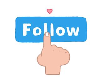 tombol follow terbaru