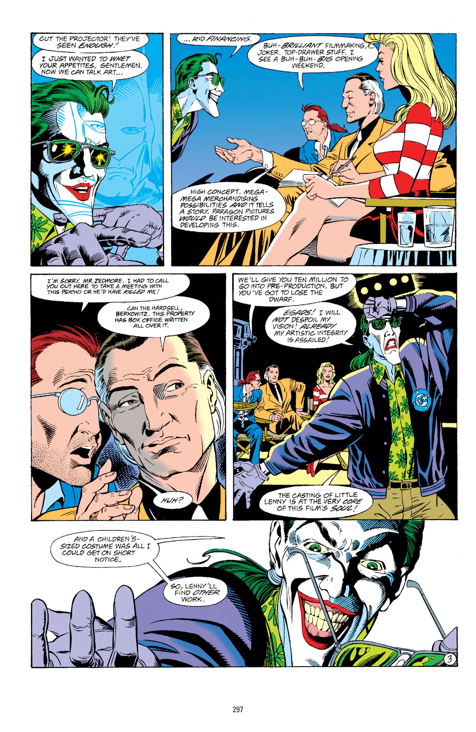 Detective Comics (1937) 671 Page 3