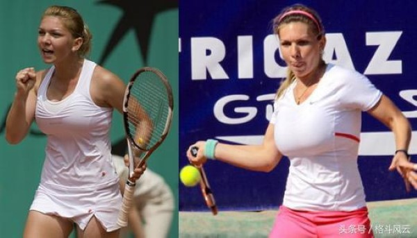 西蒙娜·哈勒普是網壇世界第一!為了網球不惜做縮胸手術