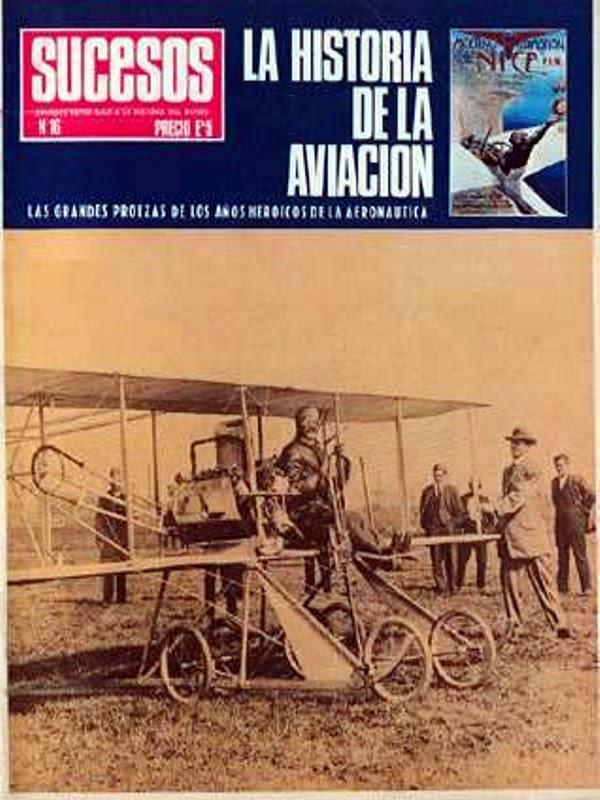 La historia de la aviación – Revista Sucesos