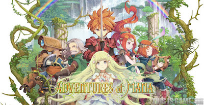 Adventures of Mana, el éxito para IOS, sale finalmente en PS Vita