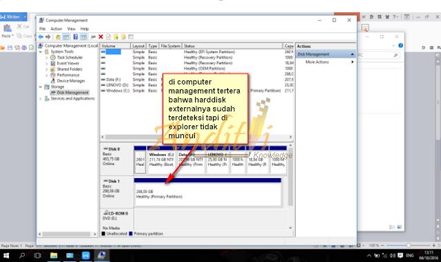 Cara Mengatasi Harddisk External Tidak Terdeteksi di Explorer Windows 10_anditii.web.id