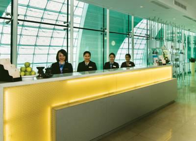فندق مطار دبي الدولي