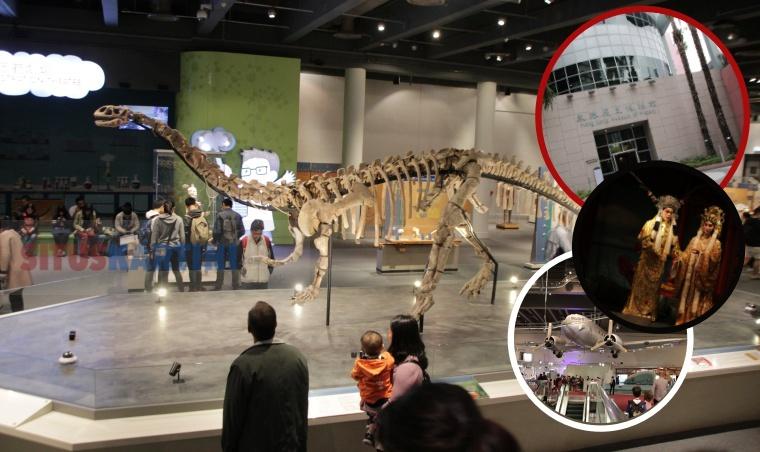 Pemerintah GRATIS kan Masyarakat di Hong Kong Untuk Masuk ke Seluruh Museum di Hong Kong Akhir Pekan ini