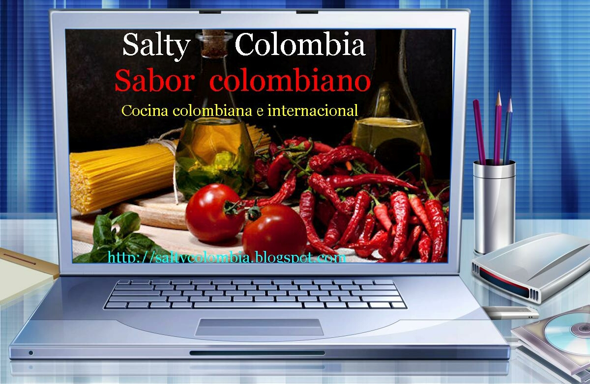 Salty Colombia
