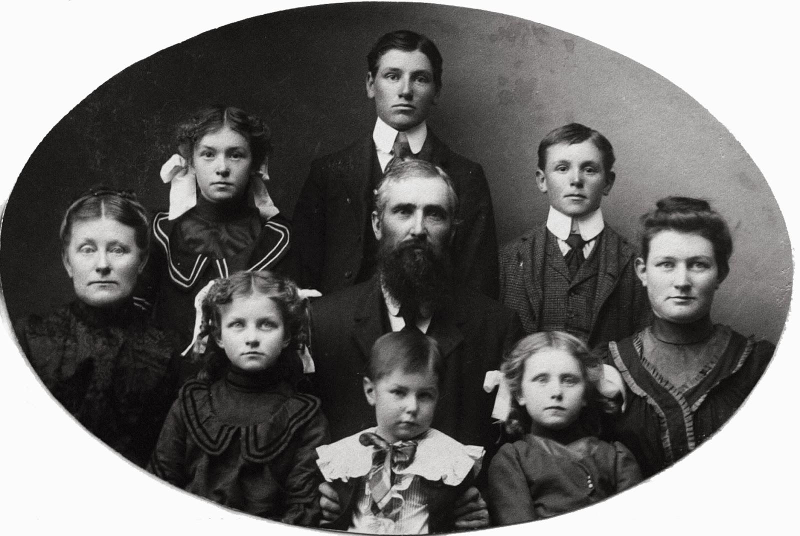 Barrett Family History
