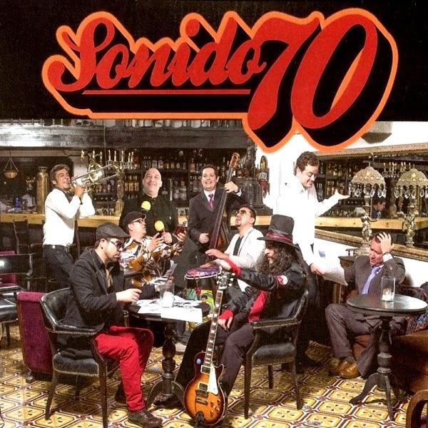 SONIDO 70 - ORQUESTA SONIDO 70 (2014)