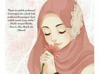 Quotes Keren Animasi Muslimah
