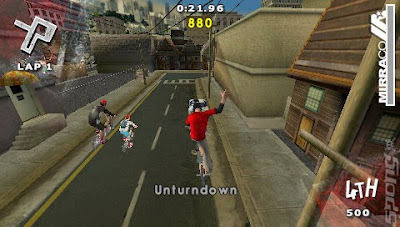 download Dave Mirra Bmx Challenge Game PSP For Android - www.pollogames.com