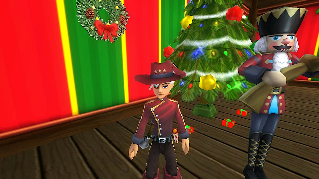 Pirate101 Christmas In July 2020 Around the Spiral with Edward Lifegem: Pirate101: Christmas in