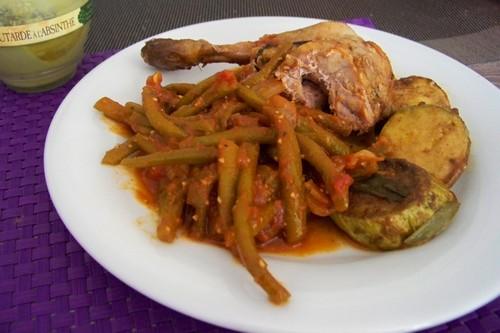 Cuisine en folie haricots verts la ni oise - Comment cuisiner les haricots verts ...