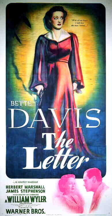 Old Hollywood s Bette s Back in The Letter