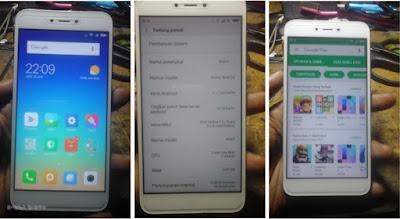 Cara ByPass FRP Lock Akun Google Xiaomi Redmi Note 5A MIUI 9 Terbaru Dengan Mudah