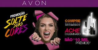 Promoção Solte Suas Cores 2017 Avon