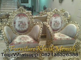 jual furniture jepara,furniture klasik mewah,toko jati,mebel jepara ukiran jati duco classic french luxury