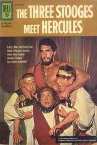descargar Los Tres Chiflados Contra Hercules – DVDRIP LATINO