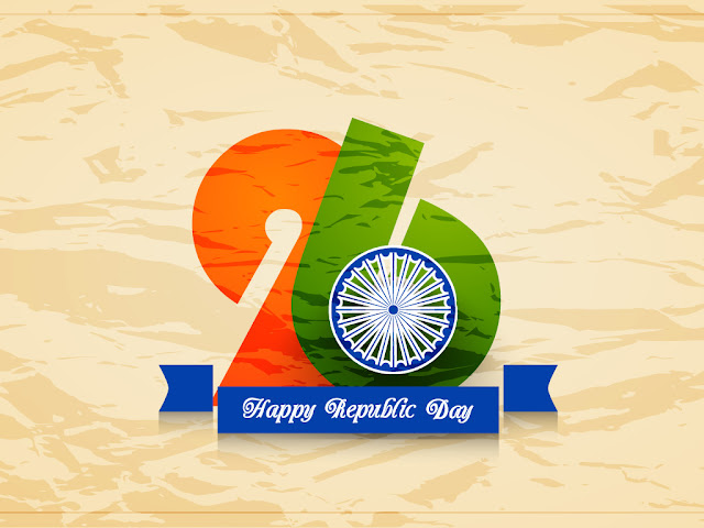 Happy Republic Day 2018 - Wishes, SMS, Quotes, Facebook, WhatsApp Status, Messages, Greetings for loved ones