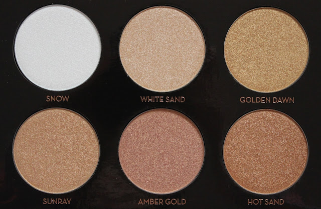 Anastasia Beverly Hills Ultimate Glow Kit | Review & Swatches