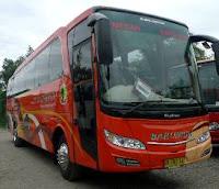 rute dan tarif Bus Barumun Medan