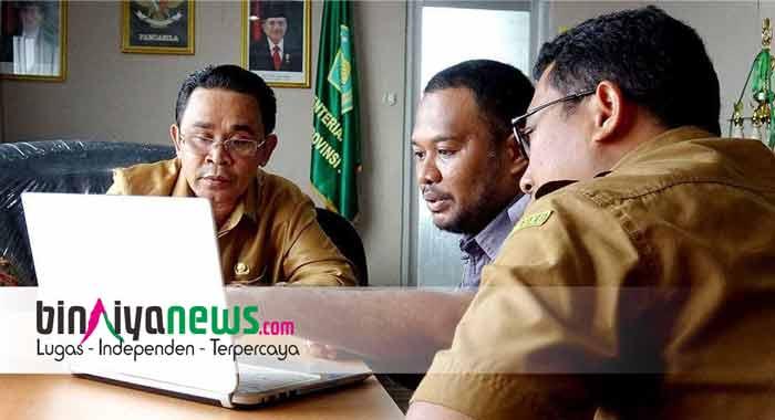 Kanwil Kemenag Maluku Akan Luncurkan Program Absen Online