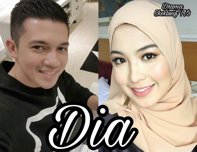Sinopsis Drama Dia Lakonan Irwansyah, Janna Nick, Izara Aishah & Adi Putra