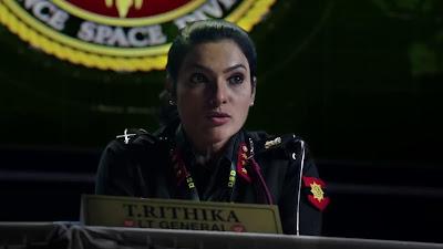 Nivetha Pethuraj Gorgeous HD Photo Download In TikTik Tik Movie