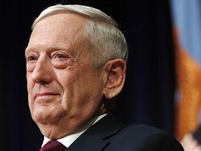 Jim Mattis refuta as «Fake News» de Israel e da OTAN