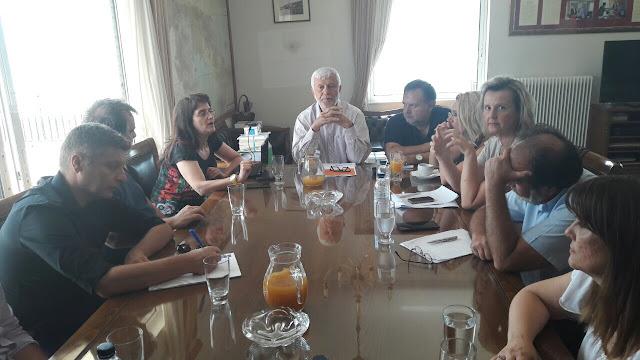 Σύσκεψη στην Αργολίδα για τη διερεύνηση του περιστατικού λοίμωξης του ιού του Δυτικού Νείλου