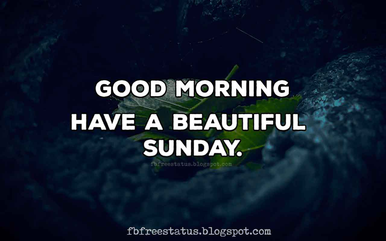 Happy Sunday Quotes & Happy Sunday Images