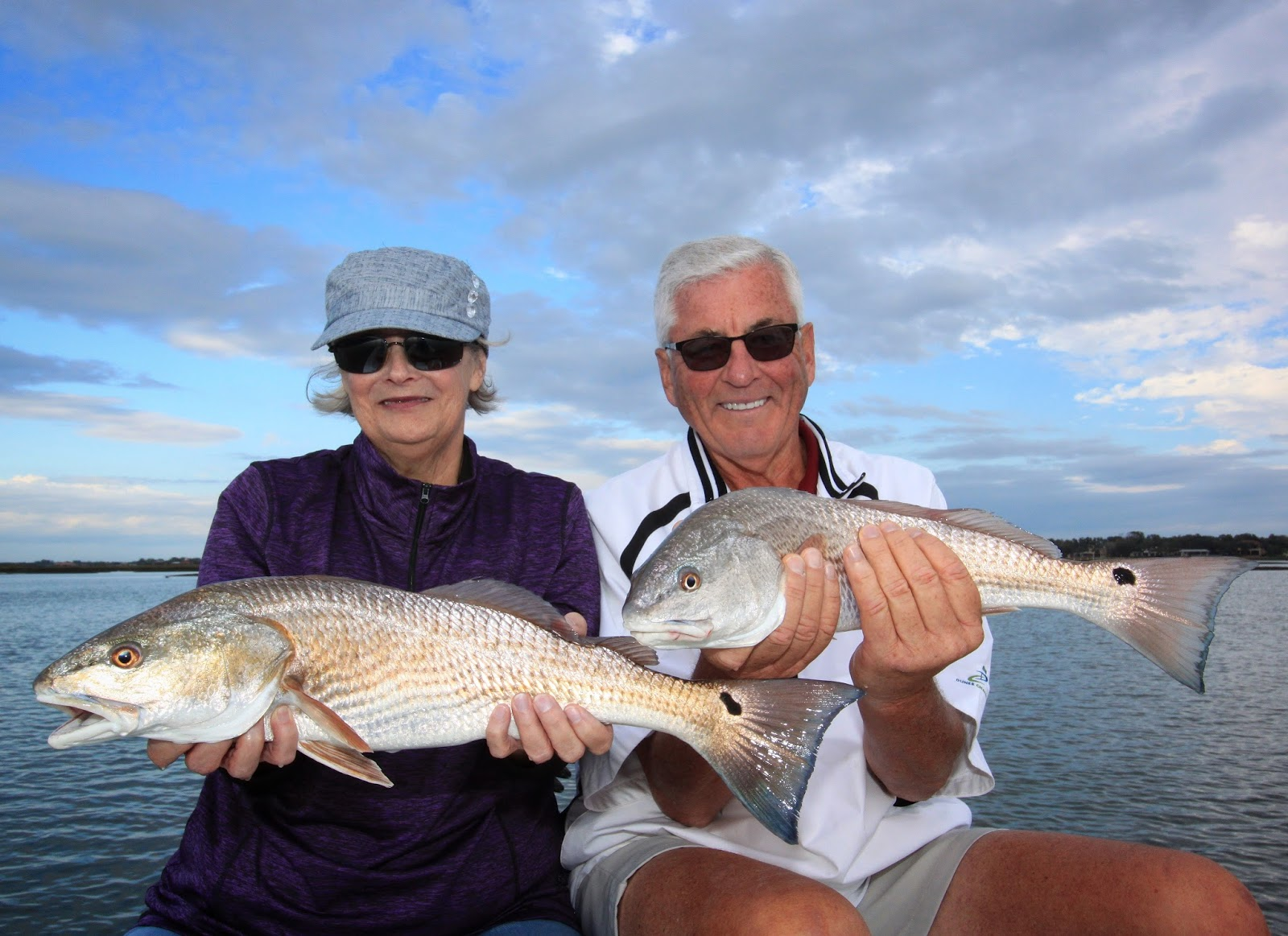 St augustine palm coast fishing report december 14th for St augustine fishing spots