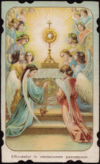 Holy Eucharist, Catholic Joy by Bernice Zieba