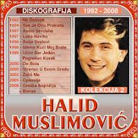 Halid Muslimovic - Diskografija (1982-2016)  Indeksiraj