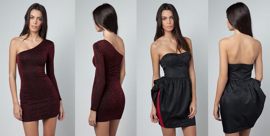 vestidos de navidad bershka 2012 2013 98d8431d448e