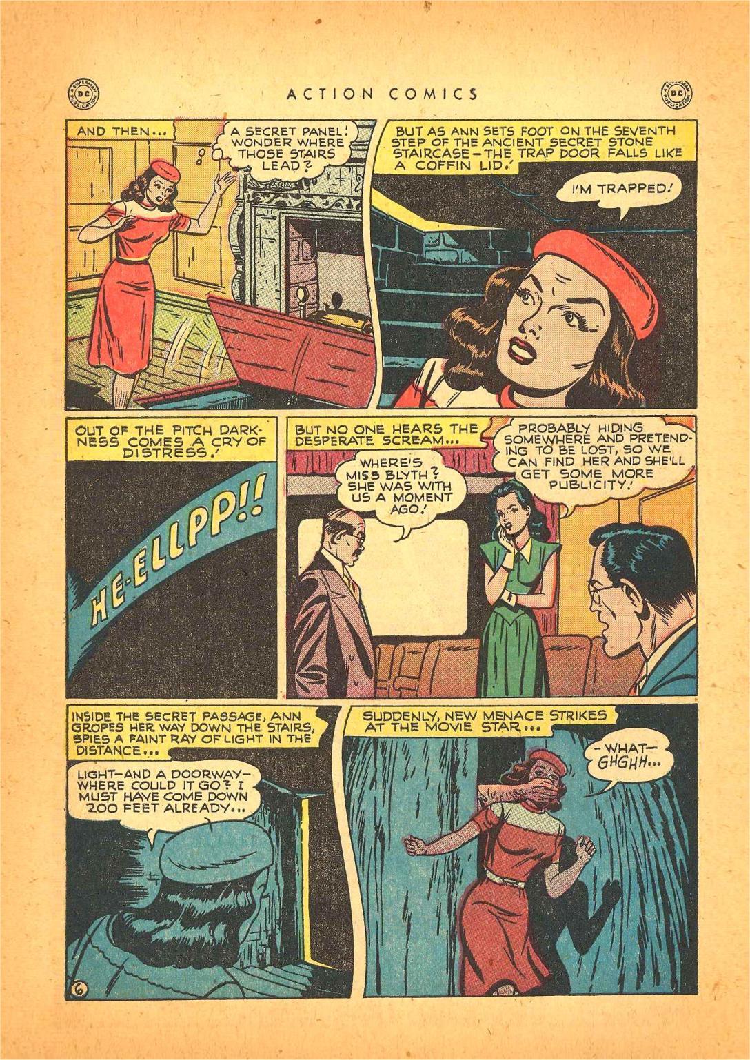 Action Comics (1938) 130 Page 6