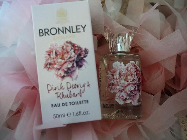 Bronnley Pink Peony & Rhubarb