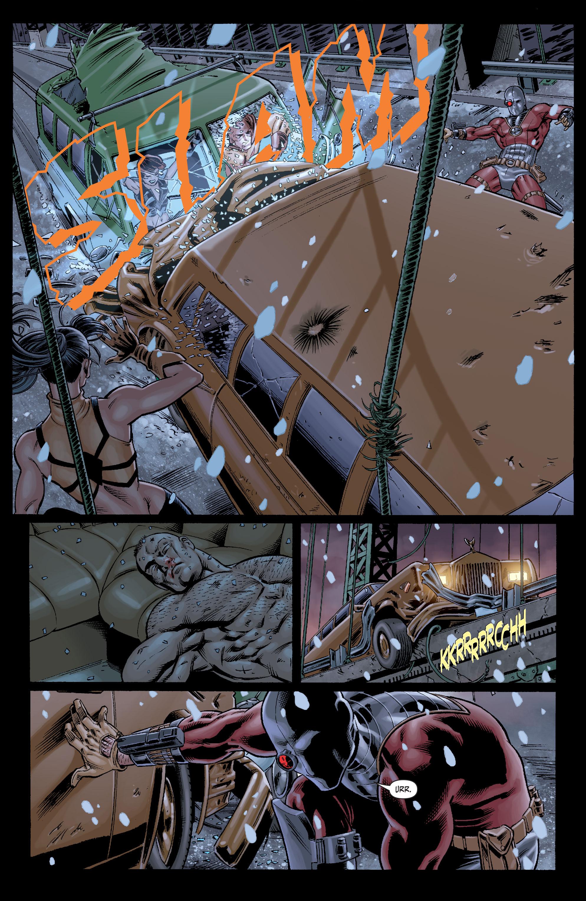 Read online Secret Six (2008) comic -  Issue #7 - 7