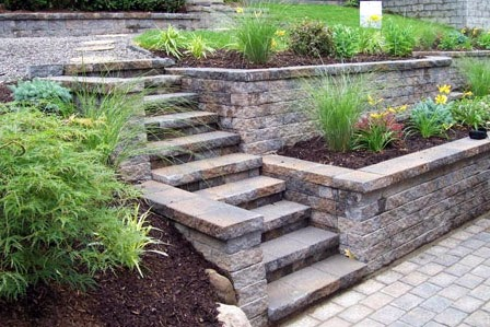 If You Are Looking For Garden Steps Installation In Bergen County Nj Of Eden Landscaping Can Coordinate And Iron Out All The Details Necessary To