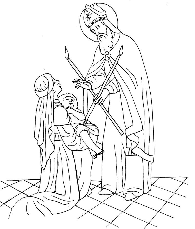 Orthodoxy for Kids: St. Blaise of Sebaste