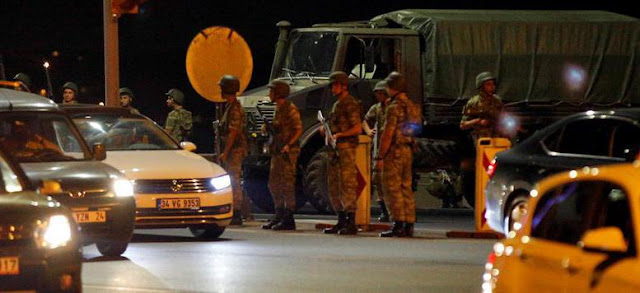 Ο επικίνδυνος Ερντογάν σώζει το Ισλαμικό Κράτος και ετοιμάζει την Φρουρά του