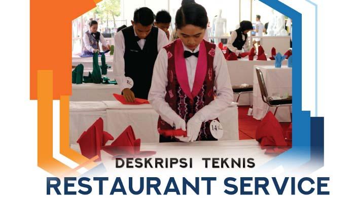 LKS SMK Restaurant Service