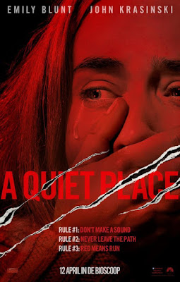 A Quiet Place 2018 Custom HD Dual Latino Line
