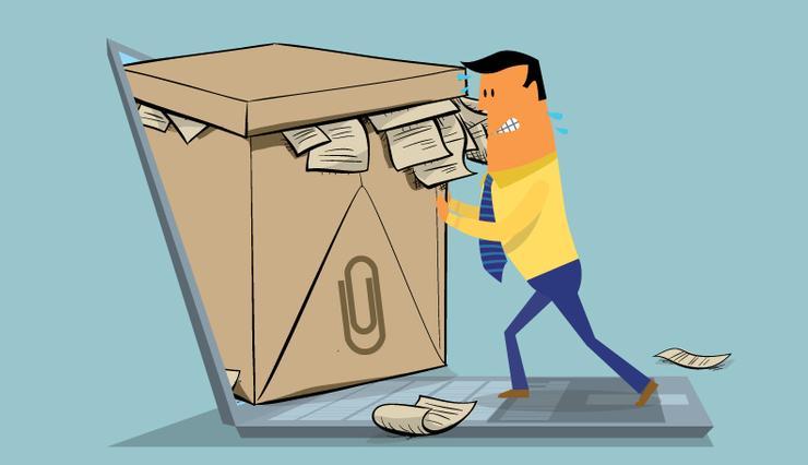 Cómo enviar archivos de gran tamaño