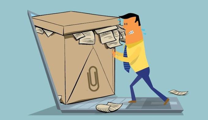 ¿Cómo enviar archivos de gran tamaño?
