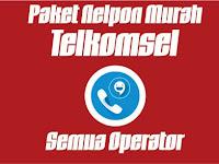 Paket Nelpon Telkomsel Harga Murah