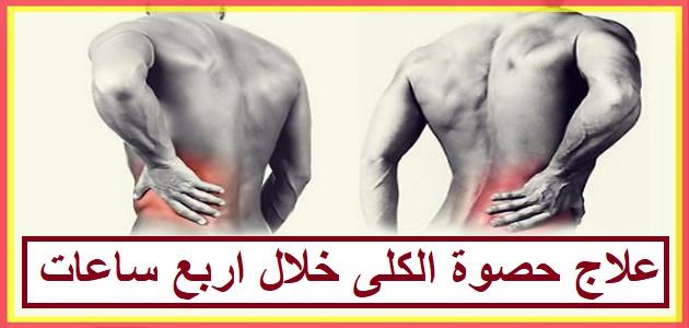 علاج حصوة الكلى خلال اربع ساعات Weqaya وقاية