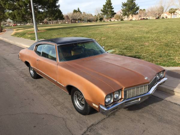 1972 Buick Skylark Matching Numbers Bucket Seats Buy American Muscle Car
