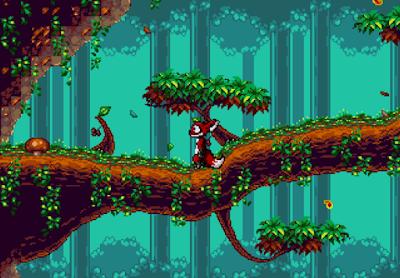 """""""Tanglewood""""- Novo jogo para Mega Drive chega em junho!"""