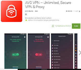 Ulasan Secara Lengkap Tentang AVG Secure VPN android